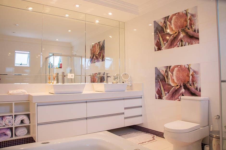 nablatowe umywalki łazienkowe